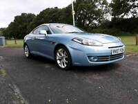 2007 Hyundai coupe series 3 service history px considered