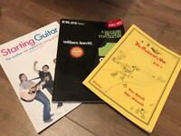 Guitar Theory Books/Sheet Music