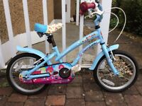 Girls cherry lane bike