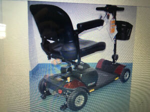 Looking for 4 Wheels for my GOGO Scooter