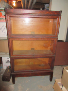 Antique Stacking Bookcase in Great Condition!