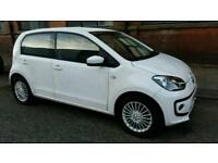 2016 VW Up! 1.0  5dr.. Only 5,000 miles. £20 per year Road Tax. Corsa yaris clio
