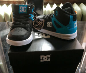 Brand new dc shoes toddler