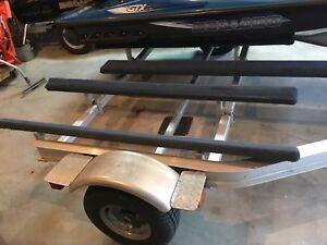 Seadoo tandem trailer all aluminum