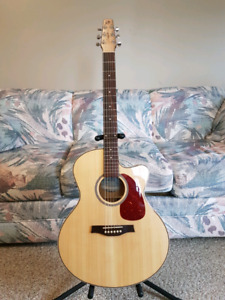Seagull Performer Flame Maple