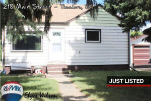 2 bedroom house in Theodore SK for rent