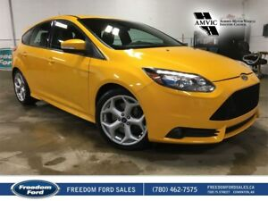 2013 Ford Focus Leather, Navigation, Sunroof