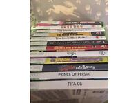 XBox 360 games - SOLD