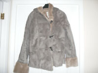 Next Shearling jacket size 8.