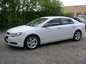 2011 Chevrolet Malibu LS Sedan- GREAT FOR UBER!!