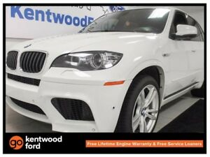 2013 BMW X5 M X5 M V8 NAV, sunroof, power leather heated seats,