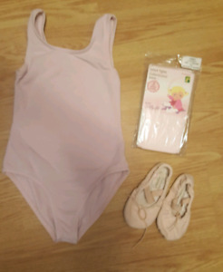 Size 2 t dance clothes