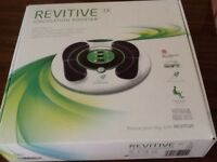 Revitive circulation booster as see advertised on TV