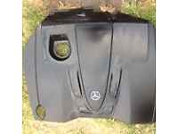 Mercedes c class w204 engine bay cover trim C220 cdi can post