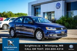 2013 Volkswagen Jetta Sedan Manual 0.99% Financing Available OAC