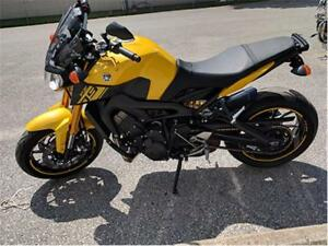 2015 Yamaha FZ-09 - One Owner