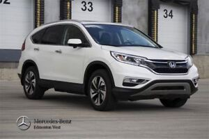 2016 Honda CR-V Touring Leather & Navigation