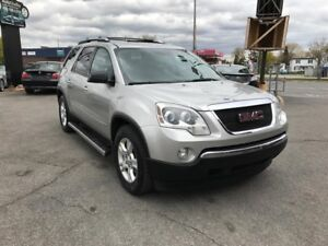 GMC Acadia SLE-AWD-8 PASSAGERS-MAGS 2007