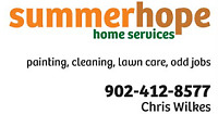 cleaning - **small jobs welcome**