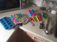 Household kitchen bundle