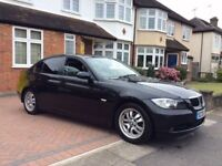 BMW 3 SERIES 2005 MODEL 320 I SALLON PRIVACY WINDOWS 1 YEAR MOT !!