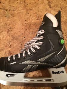 Patin hockey Reebok Pump