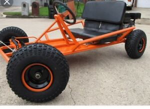 Looking for off road go karts