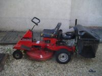 Wheel Horse Tractor Mower