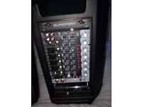 Behringer 500watt MP3 portable pa