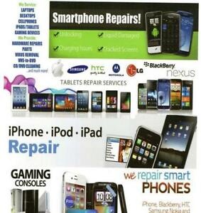 Cell phone and Tablet Repair