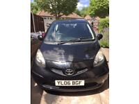 Toyota aygo 2006 plate (great car great price)
