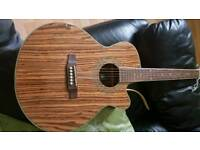 Chords electro acoustics guitar