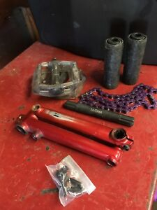 Bmx and dirt jumper parts