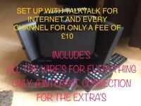 You view free view box (talktalk)