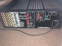 Kenwood integrated AV surround Power Amplifer