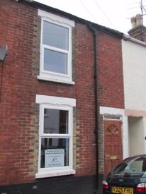 2 Bed terraced House with large garden