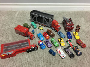 Toy sale - Cars, planes, frozen dolls, baby items, books, games