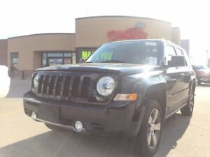 2016 Jeep Patriot High Altitude 4X4 P-ROOF H-TED SEAT HANDSFRE,