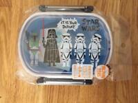 New Star Wars bento lunch box
