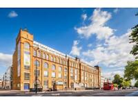 Studio flat in The Printworks, Clapham Road, Stockwell SW9