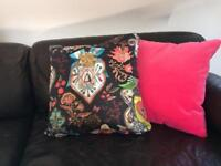 VARIOUS DESIGNS, BRAND NEW CUSHIONS TO RAISE MONEY FOR MACMILLAN CANCER SUPPORT