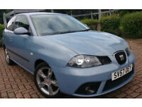 *ONLY 21,000 MILES / AUX INPUT* SEAT IBIZA SPORT 1.4 (like Golf, Astra, Focus)