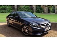 2013 Mercedes-Benz E-Class Saloon E350 BlueTEC AMG Sport 7G-Tron Automatic Diese