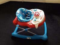 Almost brand new Activity Walker (Graco)