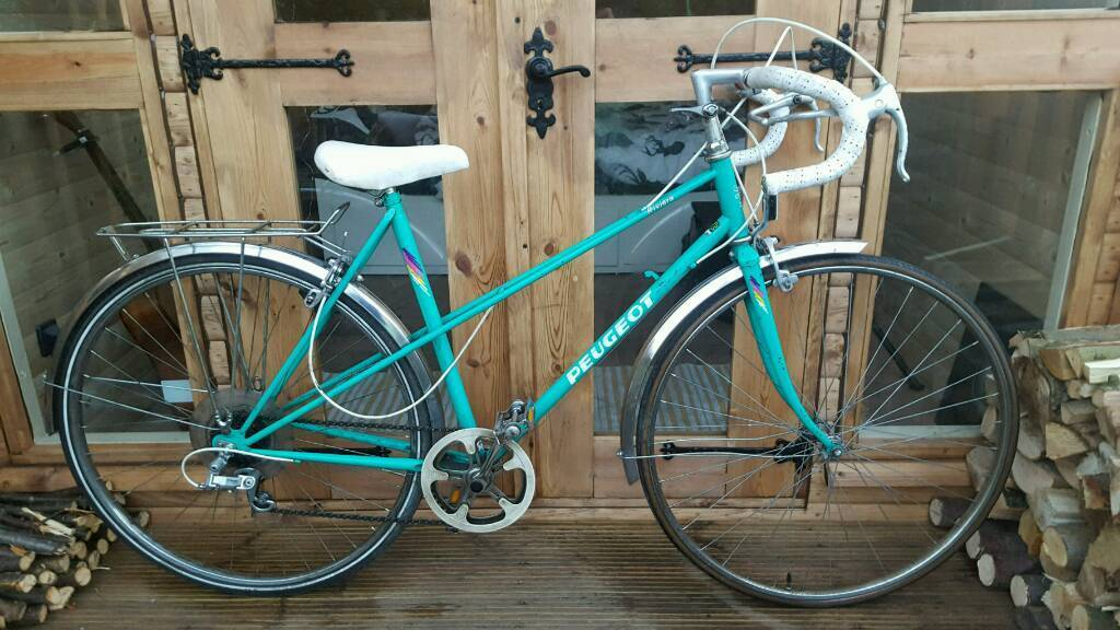 peugeot riviera retro bike | in ryton, tyne and wear | gumtree