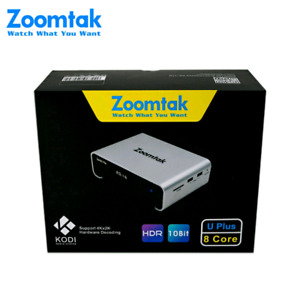 ZOOMTAK UPLUS/T8 PLUS 2/H8 PLUS ANDROID TV BOXES  !!