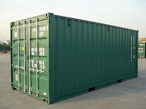 20' Shipping Containers New / One Trip – LEASE to OWN