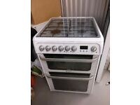 Hotpoint Ultima Duel Fuel Cooker