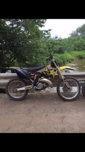 2002 rm 125 trade for 250