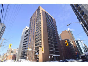 1 Bedroom Condo Rental on Laurier - Downtown close to everything